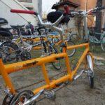 タンデム自転車まつりが開催されますよ!