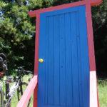 どこでもドアが伯方島の喜多浦八幡神社に再登場。詳しい場所は?
