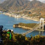 しまなみ海道 大島のカレイ山への行き方やヒルクライムに掛かる時間など