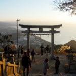 高屋神社へ徒歩でプチ登山。徒歩で登る場合のアクセスや掛かる時間はどのくらい?