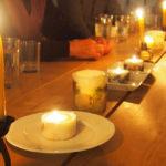 おうち時間におすすめ。大三島の蜜蝋を使った「蜜蝋キャンドルづくり」の体験ができる。