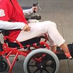 足こぎ車いす「COGY」をレンタルする方法。足こぎ車いすのレンタルはケアマネージャーさんも知らない場合があるので注意。