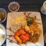 因島おすすめランチ「六大陸」 日替わりランチがボリューミーで美味しいと評判。丁寧な料理に大満足。