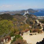 因島 おすすめ サイクリングコース 因島はゲキ坂続きの上級者向けコースだけどとっても綺麗だった!!