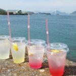 果輪弥(かりんや) 大三島にオープン 女子サイクリストに 大評判 のレモンコーディアル専門店