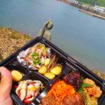 大三島でテイクアウトランチ「きつねのぼたん」のテイクアウトランチは手の込んだ料理でおすすめ。
