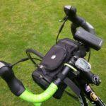 ロードバイクのフロントバッグGORIXに一眼レフは入るの?